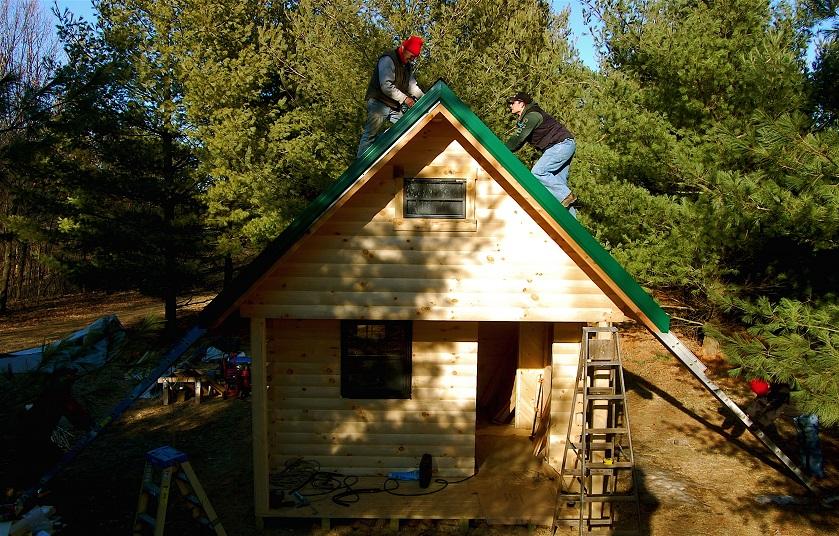 Log Cabin Photo Gallery Sunrise Log Cabins Wayside