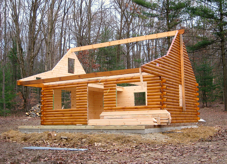 Log Cabin Testimonials | Log Cabins | Wayside Lawn Structures in